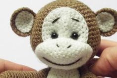 Amigurumi Monkey Patterns : Free monkey crochet pattern free amigurumi patterns free