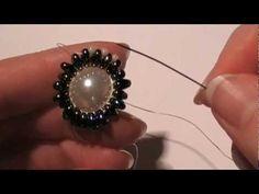 Tutorial: ciondolo con TWIN BEADS (nuova creazione) / TWIN BEADS pendant (new creation)