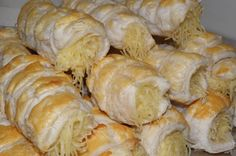 Savory Pastry, Shrimp, Cabbage, Muffin, Dairy, Bread, Cheese, Traditional, Baking
