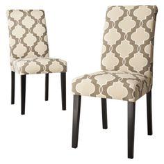 $150 for 2 - Avington Dining Chair Luca Stone - Set of 2