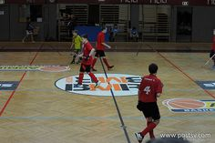 1. Internat. Krokoturnier Wels: U14 Triglav - Soroksári HC (Wels; 24.02.2013) Slovenia, Basketball Court, Album, Explore, Adventure, Sports, Wels, February, Hs Sports