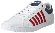 9d91eb4de4f39 K-Swiss Mens Adcourt 72 SO Low-Top 03161-182-M Black White Pumice 10 UK