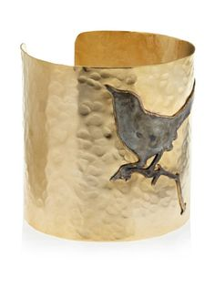 75% OFF Wendy Mink Peruvian Bird Cuff #jewelry #Women