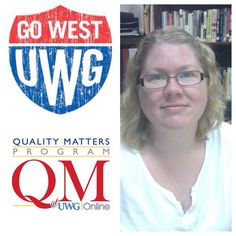 Congrats to Heather Mbaye, in the Political Science Department in the College of Social Sciences, on her successful completion of the UWG QM Training Program! #uwgonline #UWG #qualitymatters #blazingtrailstonewpossibilities