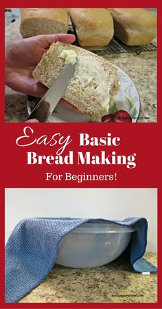 Make your own bread