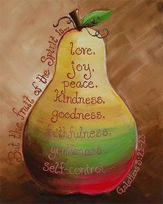 Galatians 5:22-23  from Google+