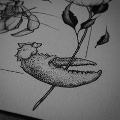 #DaniloSales #Seiva #Tattoo #Tatuagem #TattooArtist #Tatuador #Draw #Desenho…