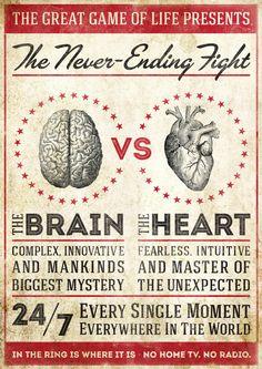 The Never Ending Fight... by Felix Hertel, via Behance