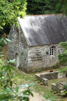 Promenade à Locuon - Morbihan, Bretagne - #wbzh