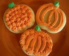 Pumpkin cookies food cookies autumn fall treats pumpkin autumn pictures