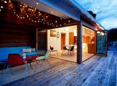 Contempoarary Deck Design in San Francisco