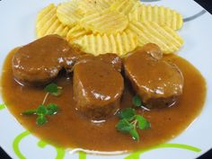 Spanish Cuisine, Spanish Food, Meat Recipes, Cooking Recipes, Sauces, Salty Foods, Food Club, Meat Chickens, Salads