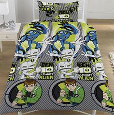 Ben 10 Bedding Ultramix Http Www Childrens Rooms