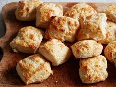 Get Go-To Buttermilk Biscuits Recipe from Food Network