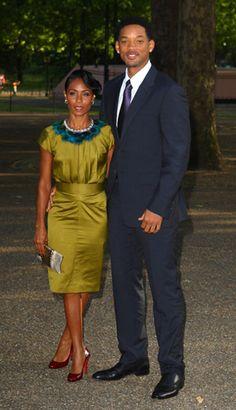 Will and Jada Pinkett Smith. Styled by #RandM. #WillSmith #JadaPinkettSmith