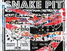 CHARLIE ANDERSON http://www.widewalls.ch/artist/charlie-anderson/ #CharlieAnderson #urbanpopart #contemporaryart