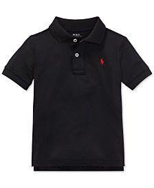 5783ba8e1 Polo Ralph Lauren Toddler Boys Cotton Polo  amp  Reviews - Shirts  amp   Tees -