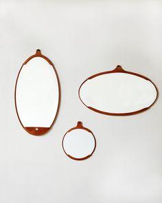Fairmount Round Mirror