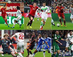 Deutsche Rekordspieler in der Champions League