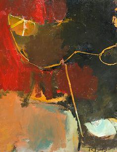 Richard Diebenkorn, Untitled (1949)