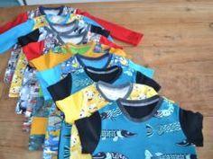 T-shirts, t-shirts en nog eens t-shirts Sewing For Kids, Sewing Clothes, T Shirts, Kids Boys, Kids Outfits, Lingerie, Style, Fashion, Tee Shirts