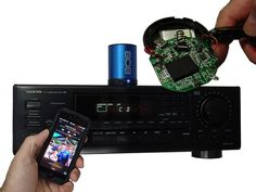 Picture of Bluetooth Speaker Hack - Home Theater Streaming