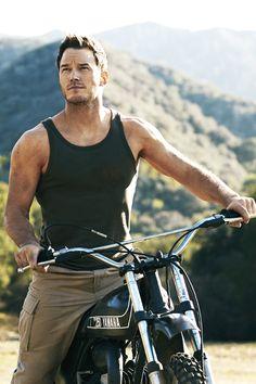 Chris Pratt by Peter Yang | Men's Fitness