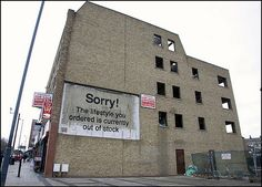 New in London and also appearing on Banksy.co.uk   #banksy - more streetart @ www.streetart.nl