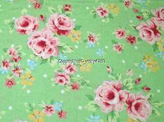 1/2 Yd Cottage Chic & Shabby Lecien Flower Sugar 9926G | eBay
