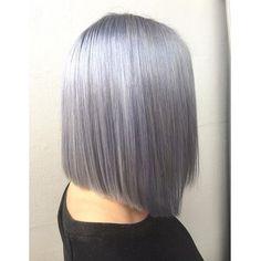 Cool as ice via @hairontheboulevard. #iceblonde #blonde #hair #hairinspo #TheNAKCollective #NAKhair