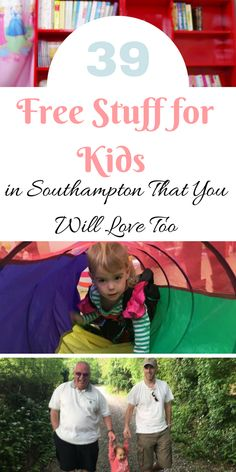 Here are 39 free stuff for kids to do in Southampton that will keep the whole family busy throughout half-term. Free kids activities include geocaching, Pokemon walks, guide tours, free swimming and free football coaching. #FreeStuffForKids #FreeKidsActivities #FreeHalfTermActivities