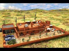 Casas de ranchos ganaderos
