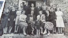 Szkoła Podstawowa w Kamienicy Królewskiej w 1956 rok,Józef Lejk