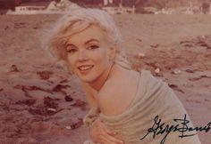 Ostatnia sesja Monroe