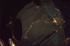 Space in Images - 2010 - 12 - Cairo and the Nile as seen from ISS