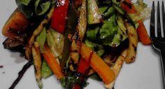 Εύκολα, γρήγορα, γευστικά: Ψητά λαχανικά με μπαλσάμικο   Reader.gr