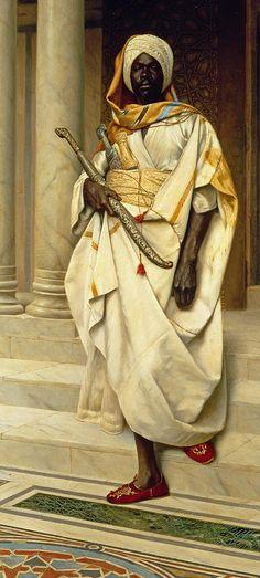 Ludwig Deutsch: The Emir