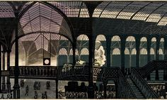 London through the eyes of illustrator and graphic designer Edward Bawden | Cities | theguardian.com