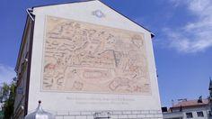 Mapa Rzeszowa z 1762 roku