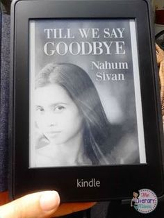 On My Bookshelf: Till We Say Goodbye by Nahum Sivan {6/23}. Learn about life in Israel and a family's struggle with leukemia.