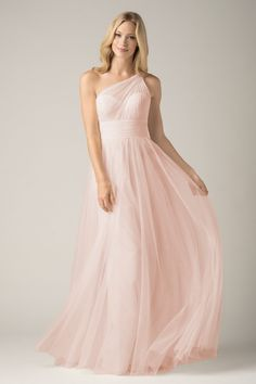For Sarah--Wtoo 858i Bridesmaid Dress | Weddington Way