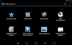Tablet Market – miniaturka zrzutu ekranu