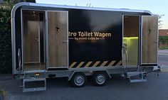 Retro-toiletwagen | Event Toilet