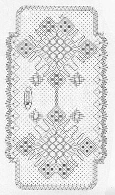 Resultado de imagen de patrones de bolsos de encaje de bolillos Shawl Crochet, Crochet Granny, Irish Crochet, Bobbin Lace Patterns, Book Folding Patterns, Crochet Vintage, Lace Bag, Bobbin Lacemaking, Diy Couture