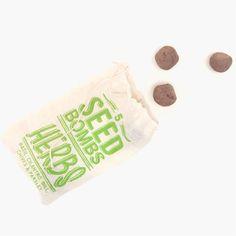 Seed Bombs / Poketo