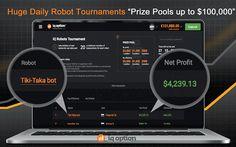 Bildresultat för iq option robot