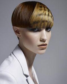 www.estetica.it | Hair: Chris Williams @ Rush Hair Styling: Mnk Make up: Adam Burrell Photo: Ram Shergill