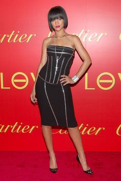 Attending Cartier Celebrates The Charity Charity Love Bracelet.   - ELLE.com
