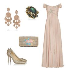 Lovely entry in our Ethereal World fashion challenge from Victoria