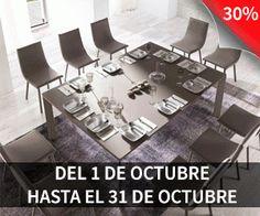 Estrenamos octubre con promoción en comedor, mesa y sillas. Disfruta durante 30 días del 30% de descuento en todos los estilos. ¿Vas a dejar pasar esta oportunidad?